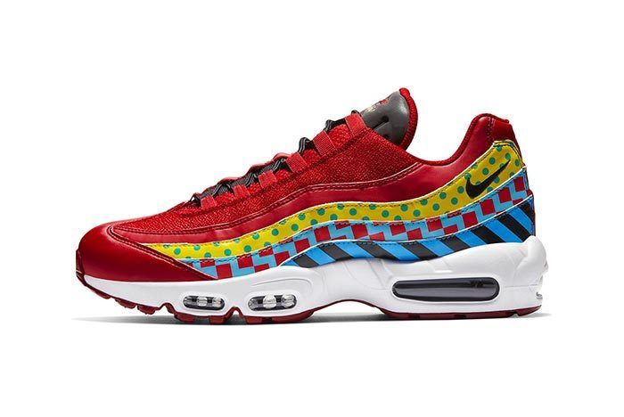Air Max 95 Carnival Side Shot 2