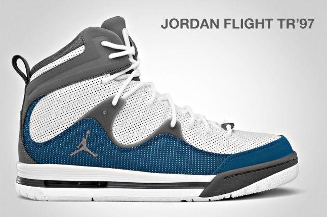 Jordan Flight Tr97 Flint 1