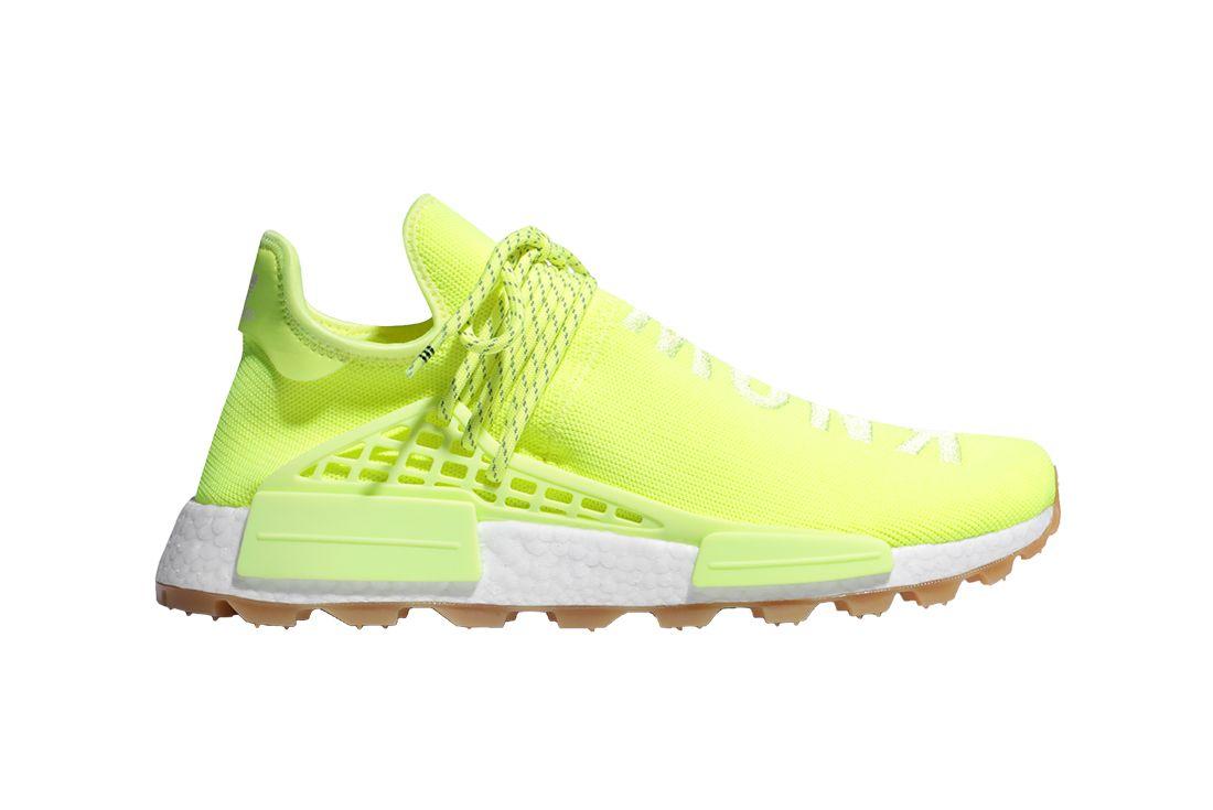 Adidas Pharrell Williams Hu Nmd Right
