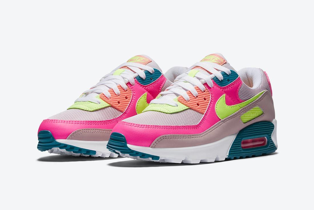 This Nike Air Max 90 is a Neon Masterpiece - Sneaker Freaker