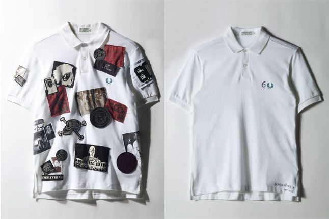 Fred Perry 60 Years Celebrations Split 2 1
