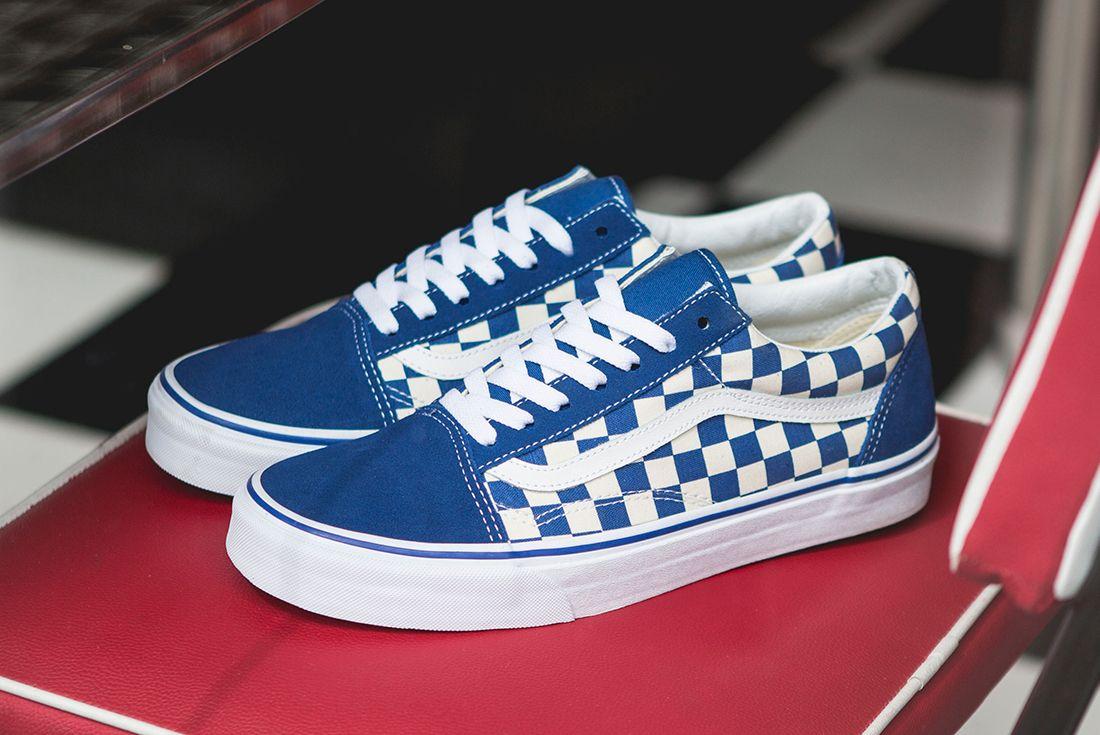Vans Slip On Checkered Sneaker Freaker 4