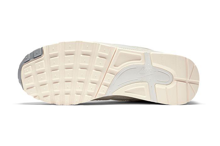 Fear Of God Nike Air Skylon Ii Light Bone Clear Reflect Silver Sail Bq2752 003 Release Date Outsole