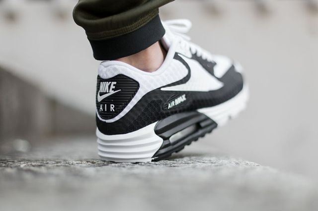 Nike Air Max 90 Lunar Br Black White Bumper 4