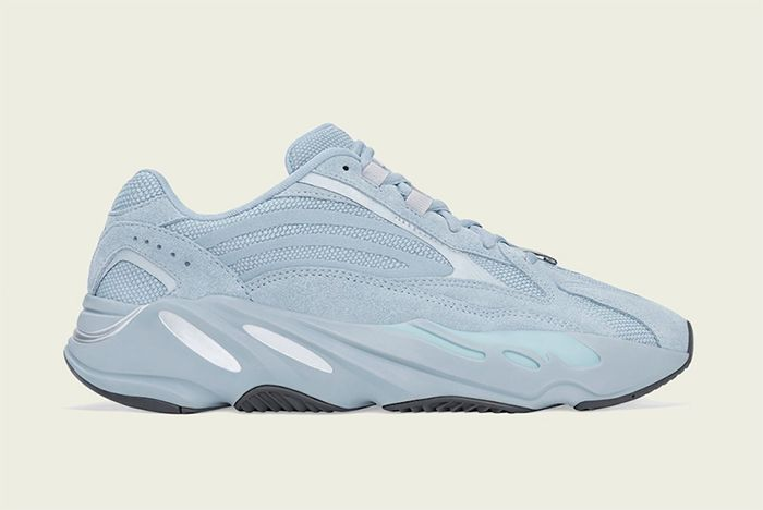 Adidas Yeezy Boost 700 V2 Hospital Blue Right