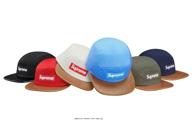 Supreme Ss15 Headwear Collection 10