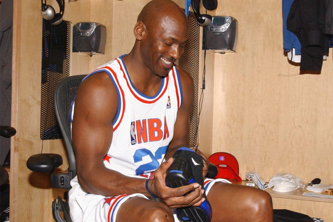 Material Matters Jordan Brand Air Jordan 18 Pre Game