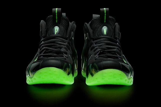 Paranorman Foamposite 4 Nike Front 1