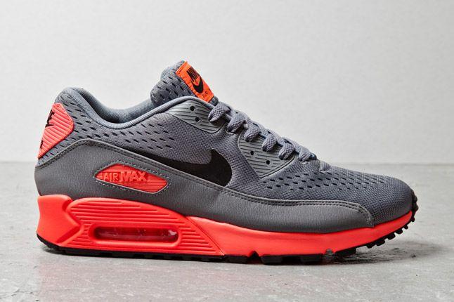 Nike Air Max 90 Em (Fluro Grey) - Sneaker Freaker