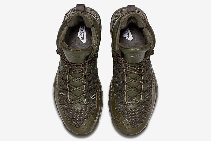 Nike Lupinek Flyknit Cargo Khaki 4