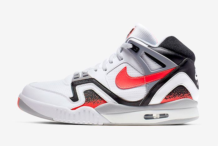 Nike Air Tech Challenge 2 Hot Lava Left