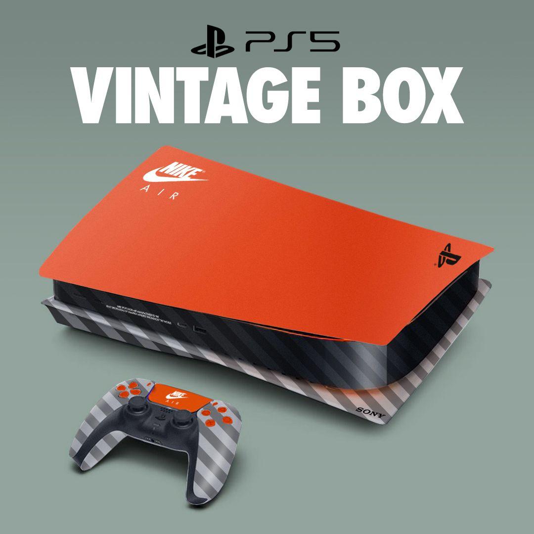 PS5 Nike Vintage