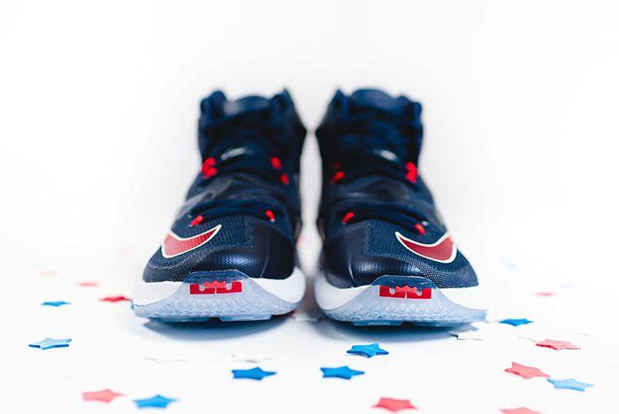 Nike Lebron 13 Usa 3