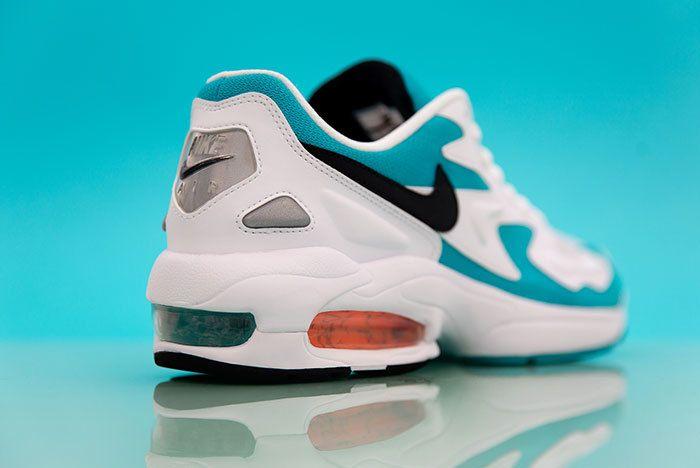 Nike Air Max2 Light Blue Lagoon 3