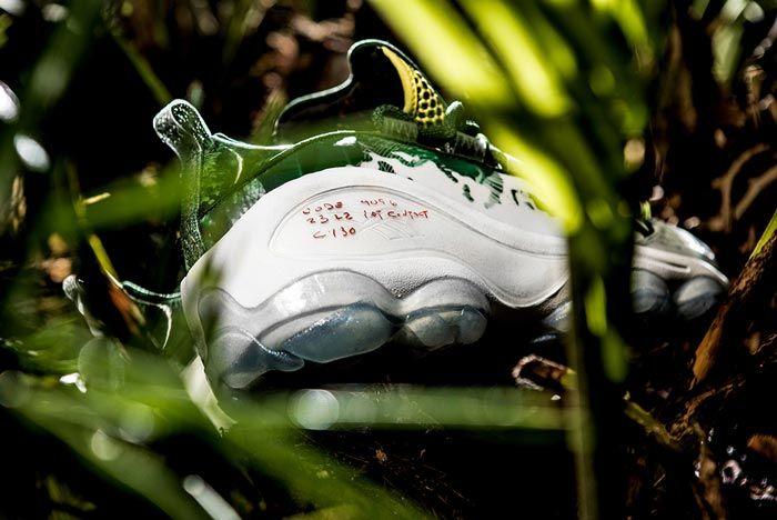 Reebok Predator Pack Heel Detail