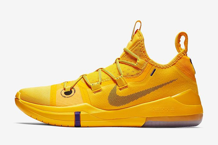 Nike Kobe Ad Lakers Gold Ar5515 700 4