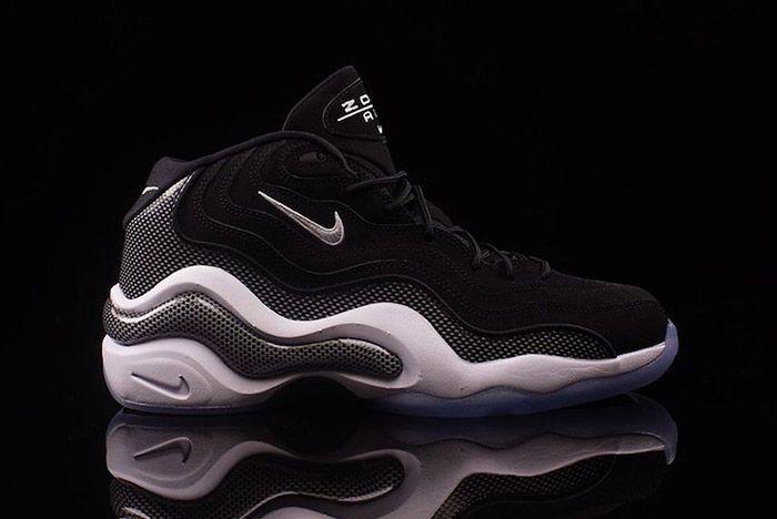 Nike Air Zoom Flight 96 Black Carbon Fibre 1