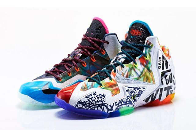 Nike Lbj What The Bump 11 Thumb