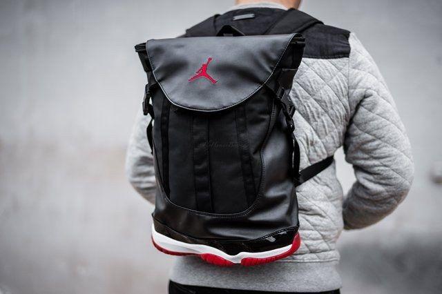Air Jordan 11 Bred Backpack 5