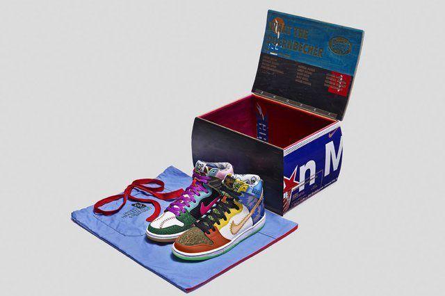Nike Sb What The Doernbecher 4