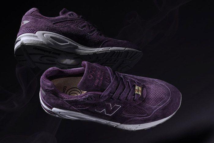 Concepts New Balance 990 V2 Tyrian Purple Thumb