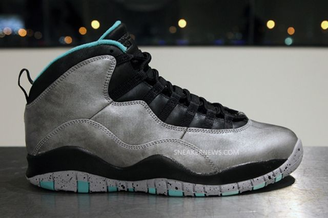 Air Jordan 10 Remastered Lady Liberty