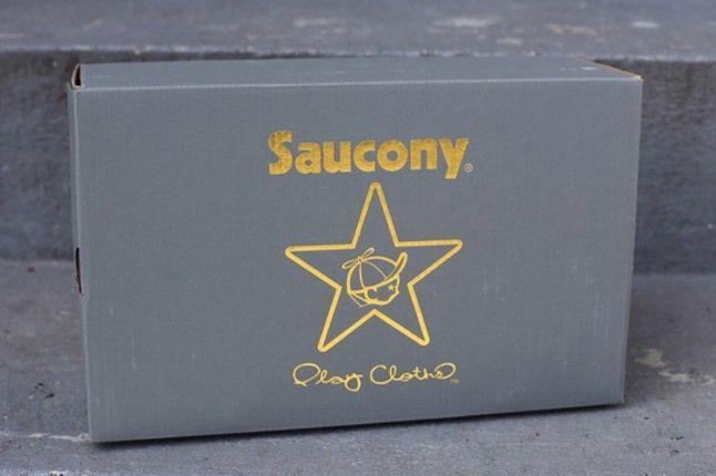 Play Cloths Saucony Box 1