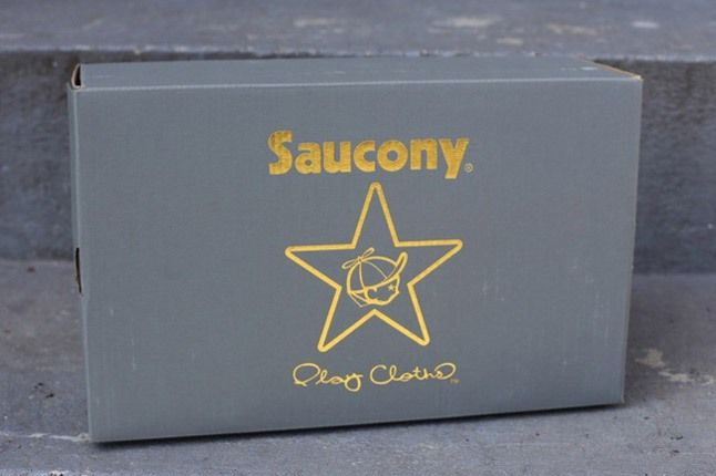 Play Cloths Saucony Box 1