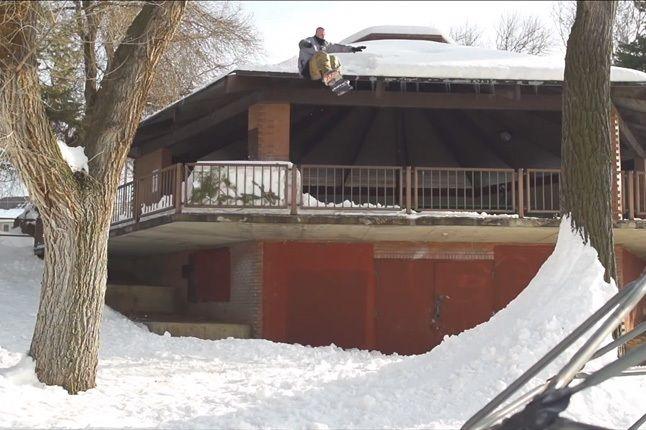 Nike Snowboarding Never Not Pt1 Trailer 4