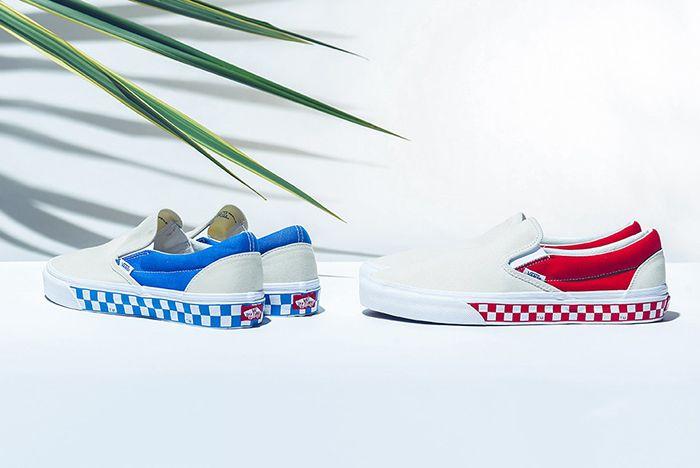 Billys Vans Side Wall Check Exclusive 1 Sneaker Freaker