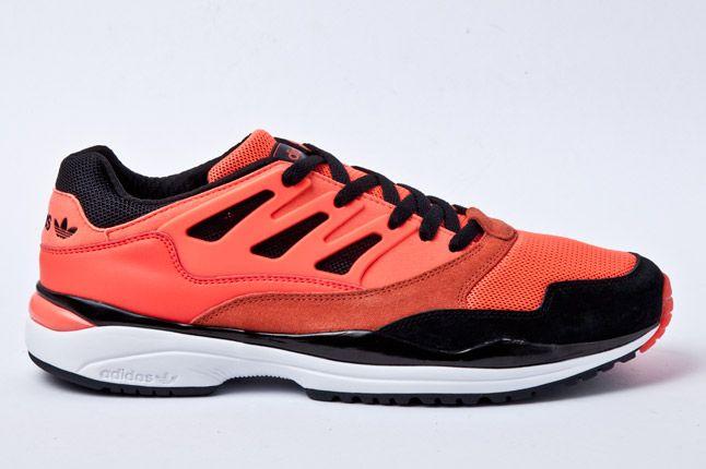 Adidas Torsion Allegra Infrared Side 1
