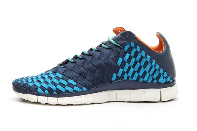 Nike Free Inneva Woven Spring 2013 Blue 1