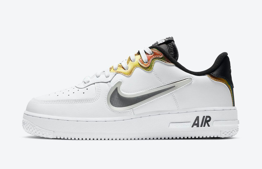 Nike Air Force 1 React Left