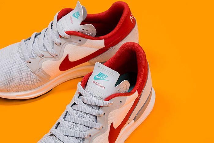Nike Air Berwuda Pure Platinum 3