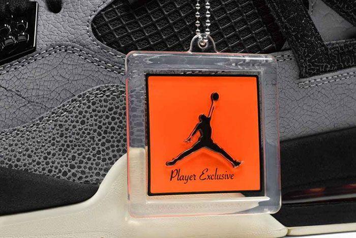 Air Jordan 4 Dress Code Pe 2Hero Shot