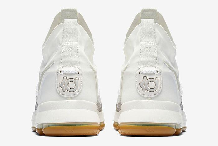 Nike Zoom Kd 9 Elite Ivory Gum 2