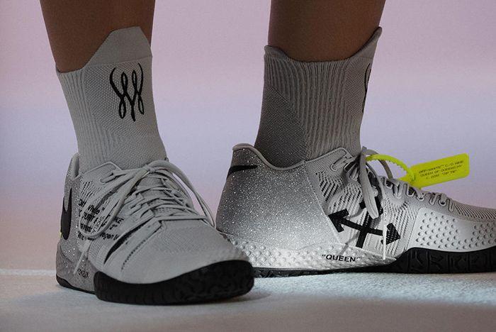 Nike Virgil Abloh Serena Williams Queen 4