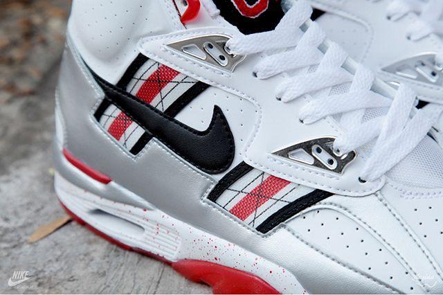 Nike Air Trainer Sc Qs Ohio State Buckeyes 2