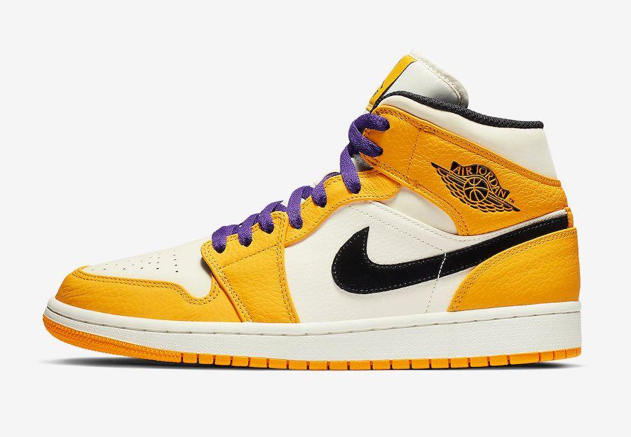 Air Jordan 1 Lakers 1