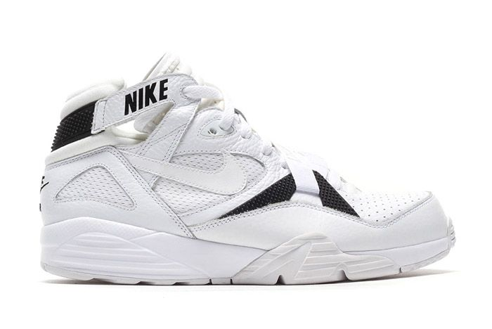 Nike Air Trainer Max 91 White Black 2