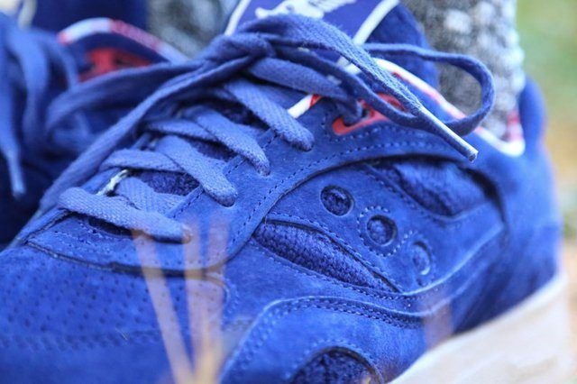 Bodega Saucony Shadow 6000 Sweater Pack 13