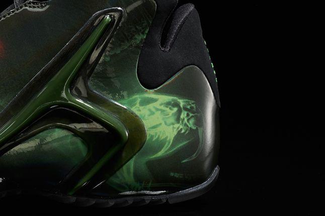 Nike Hyperflight Superhero Green Detail 1