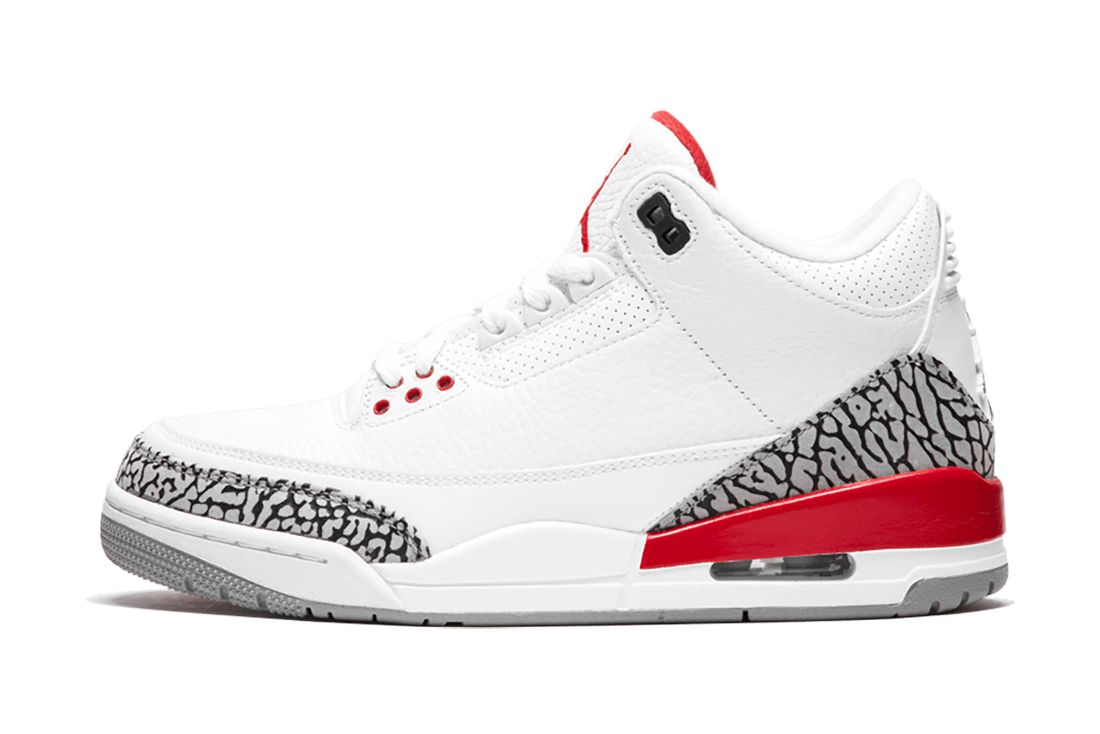 Katrina Air Jordan 3 Best Feature