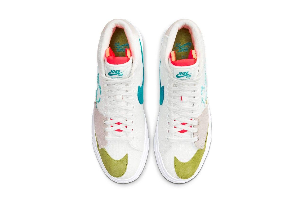 Nike SB Blazer Mid Top