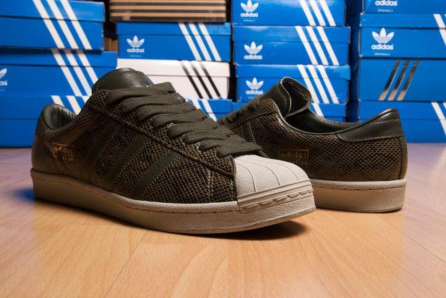 Dean Morris Adidas Superstar 12 1
