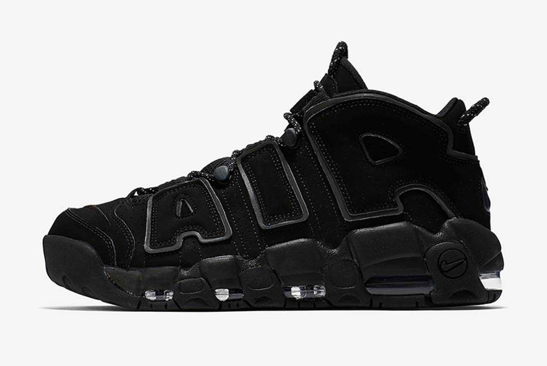 Nike Air More Uptempo Reflective 1 1