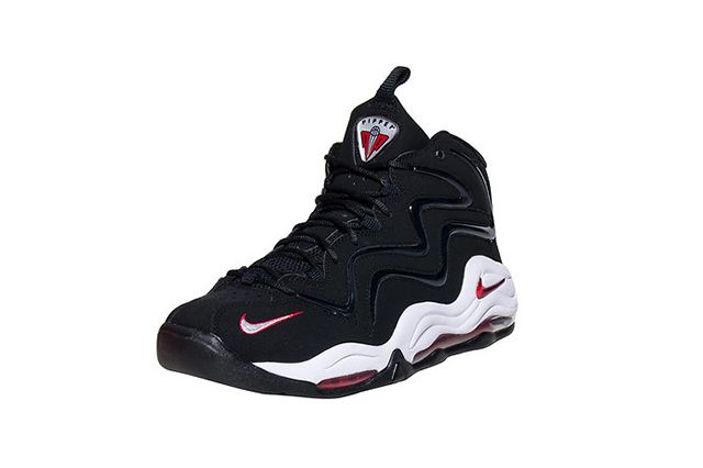Nike Air Pippen 1 Black Red