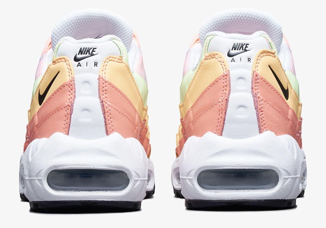 Nike Air Max 95 Melon Tint Heel