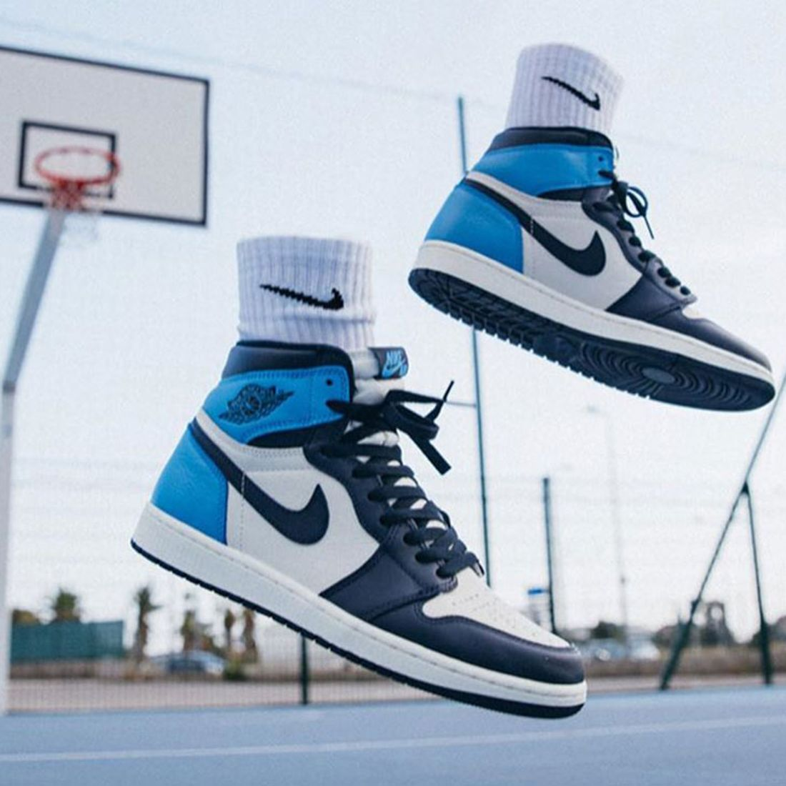Here S How People Are Styling The Air Jordan 1 Obsidian