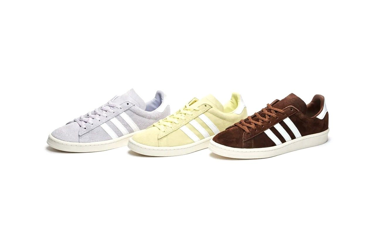 Sneakersnstuff x adidas Campus 80 'Homemade Pack'